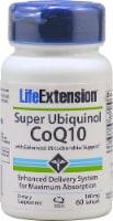 Life Extension  Super Ubiquinol CoQ10 with Enhanced Mitochondrial Support™