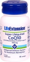 Life Extension  Super Ubiquinol CoQ10 with Enhanced Mitochondrial Support™