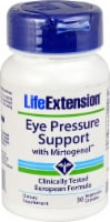 Life Extension Eye Pressure Support Capsules 30 Count