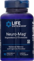 Life Extension Neuro-Mag Magnesium L-Threonate Vegetarian Capsules