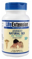 Life Extension  Advanced Natural Sex For Women® 50 Plus