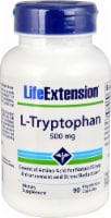 Life Extension L-Tryptophan 500mg
