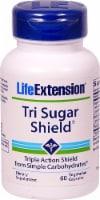 Life Extension  Tri Sugar Shield™ - 60 Vegetarian Capsules