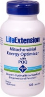 Life Extension  Mitochondrial Energy Optimizer with PQQ® - 120 Capsules