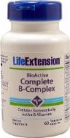 Life Extension  BioActive Complete B-Complex - 60 Vegetarian Capsules