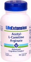 Life Extension  Acetyl-L-Carnitine Arginate - 90 Vegetarian Capsules