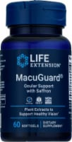 Life Extension  MacuGuard® Ocular Support with Saffron