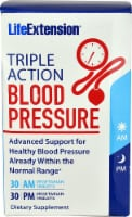 Life Extension  Triple Action Blood Pressure