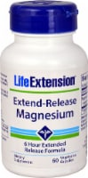 Life Extension  Extend-Release Magnesium