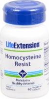 Life Extension Homocysteine Resist Vegetarian Capsules