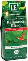 Life Extension  Organic Rainforest Blend Coffee Whole Bean