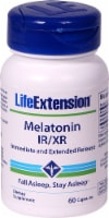 Life Extension Melatonin IR-XR Capsules