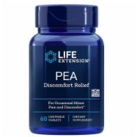 Life Extension PEA Discomfort Relief, 60 Chewable Tablets - 60