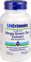 Life Extension  Decaffeinated Mega Green Tea Extract