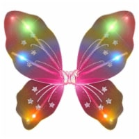 Blinkee A600 Light Up Rainbow Fairy Butterfly Wings - 1