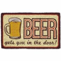 DII Beer Doormat - 1