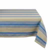 DII Tablecloth Sailor Stripe