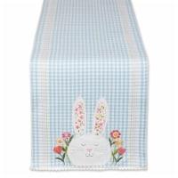 European Soaps Happy Bunny Table Runner - 1 ct