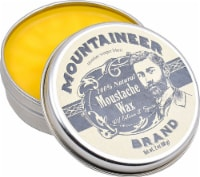 Mountaineer Brand  Moustache Wax WV Citrus & Spice