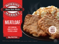 Boston Market Home Style Meals Meatloaf Frozen Meal