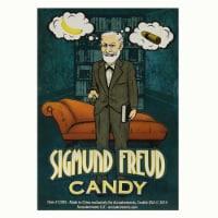 Sigmund Freud Banana Flavored Candy