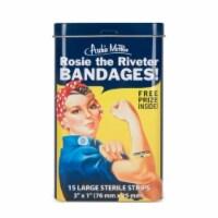 Rosie The Riveter 15 Large Bandages - 1 Unit