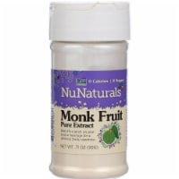 NuNaturals  Monk Fruit Pure Extract - 0.71 Pack