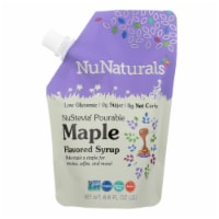 Nunaturals - Maple Flav Syrup Pourable - 1 Each - 6.6 OZ