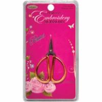 Sullivans Heirloom Petites Embroidery Scissors 2.25 -Gold - 1