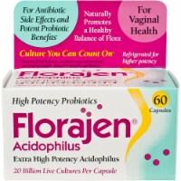 Florajen Acidophilus Capsules