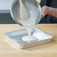Square Cake Pan, Pack of 500 - 500