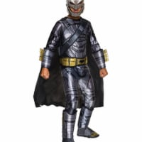 Doj Batman Armored Child Costume, Small