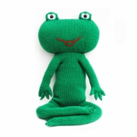 Knit Frog, 15 in. Toy