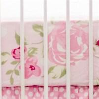 Rosebud Lane Crib Sheet