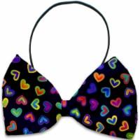 Bright Hearts Pet Bow Tie - 1