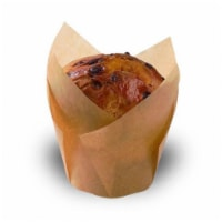 6 in. 3 oz Krafty Baking Cups, Golden Brown - Pack of 24