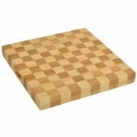 Checkered Chop Board - Square - 1