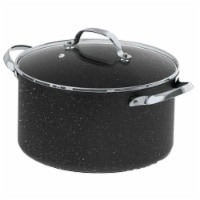 6-Quart Saucepan with Glass Lid & Stainless Steel Handles