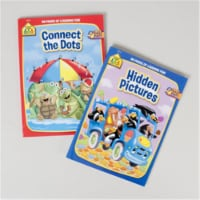 Activity Books School Zone No.4, Pack of 24