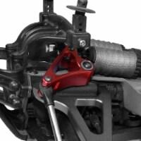 Racers Edge RCE1917R Revo Aluminum Front Shock Rocker Arm, Pair - Red - 1