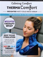 Calming Comfort Weighted Hot/Cold Neck Wrap