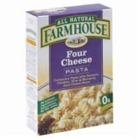 Farmhouse Four Cheese Pasta