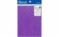 Card & Env 4.25x5.5 12pc Glitter Grape Jam - 1