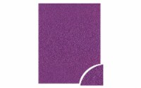 Cdstk Glitter 22x28 85lb 10pc Pk Grape Jam UPC - 1