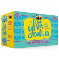 Bell's No Yeah Golden Ale Beer - 6 cans / 12 fl oz