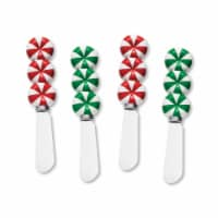 Supreme Housewares Spreader Set of 4-Peppermints