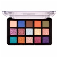 J.Cat Beauty Dia & Noche Tri-Element 15 Eyeshadow Palette - 1 ct