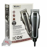Wahl Icon Professional Hair Clipper 8490-900 Full Size Barber Salon Haircut - 1