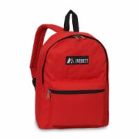 Everest Basic Backpack - Red