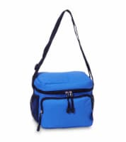 Everest Insulated Royal Blue Cooler/Lunch Bag